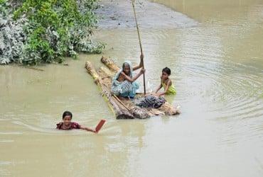 Жертвами наводнений в Индии стали более 150 человек