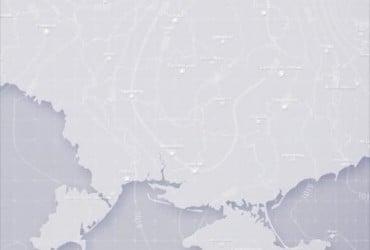 Прогноз погоди в Україні на понеділок, вечір 22 липня