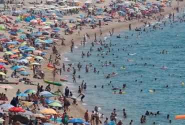 Июль 2019 года стал самым жарким месяцем за всю историю
