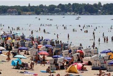 Погода на тиждень: в Україні вдарить спека до +37 градусів (карта)