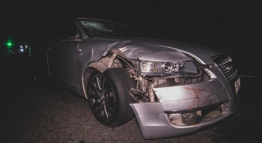 Оторвало ногу: под Киевом водитель на Audi сбил насмерть троих пешеходов (фото, видео)