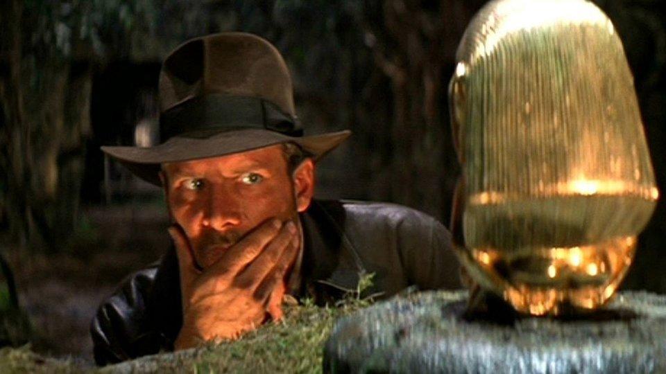 Гаррісон Форд в ролі Індіани Джонса / скріншот