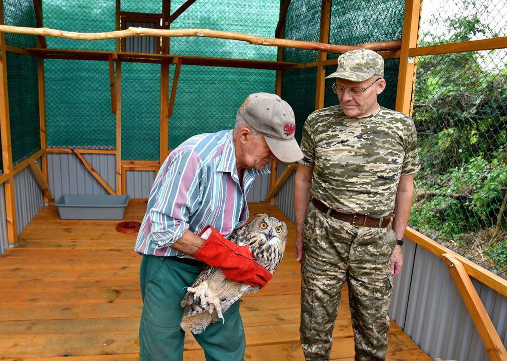 Это - первый подобный проект в регионе / фото: Rewilding Ukraine