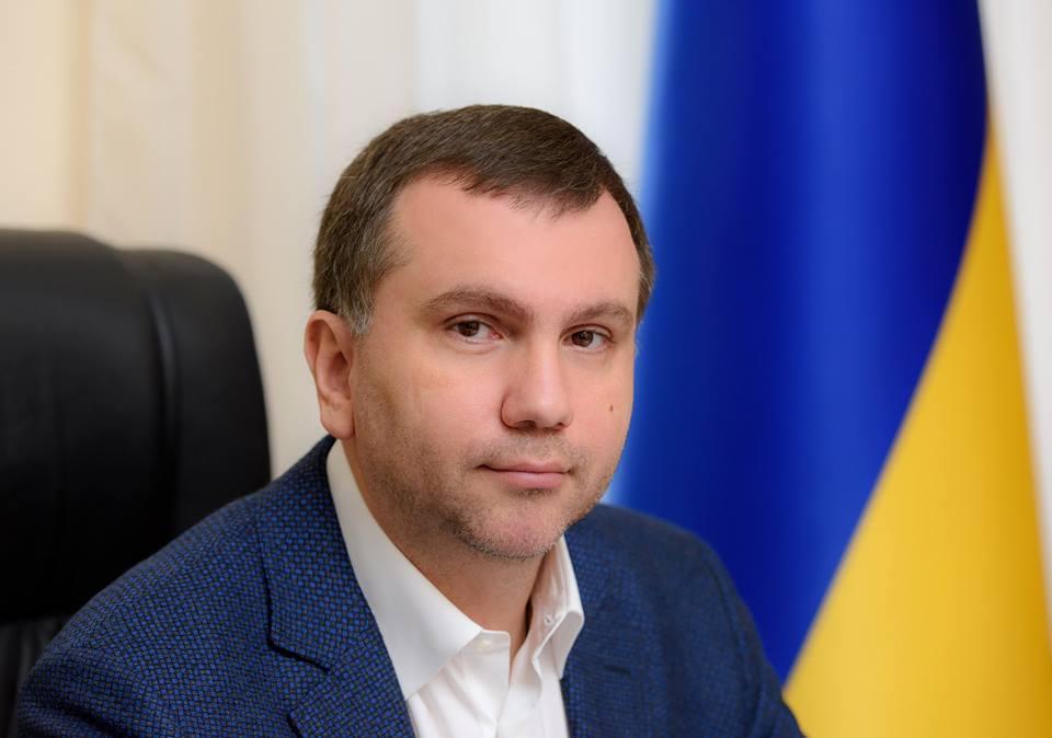 Председатель Окружного административного суда Киева Павел Вовк / Facebook/Павел Волк