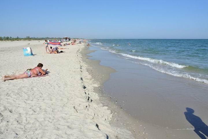 Вода на одеських пляжах не відповідає нормам / фото Буджак