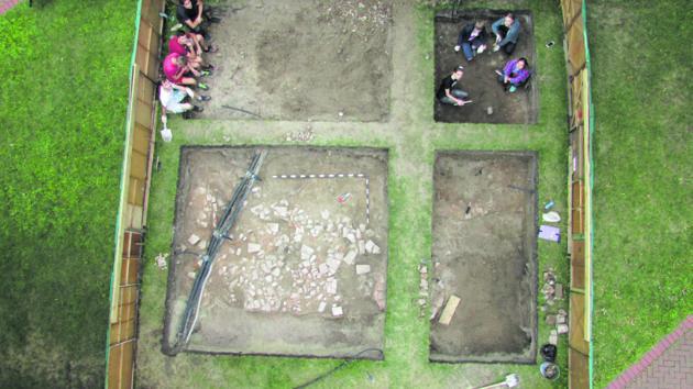 Уникальный археологический объект возле древней Софии ученые раскопали вконце июня / Фото: Т. Бобровский