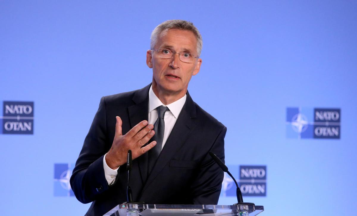Столтенберг заявил, что главы МИД стран-членов Альянса рассмотрят вопрос отношений с Россией \ фото REUTERS