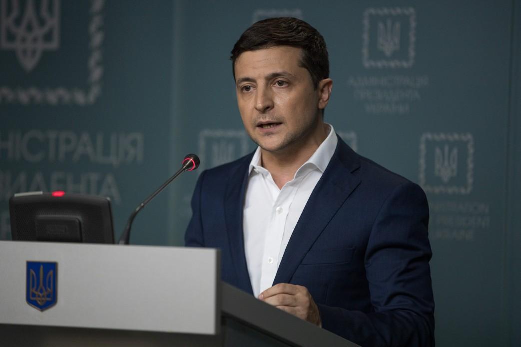 Зеленский сменил главу ООС / фото president.gov.ua