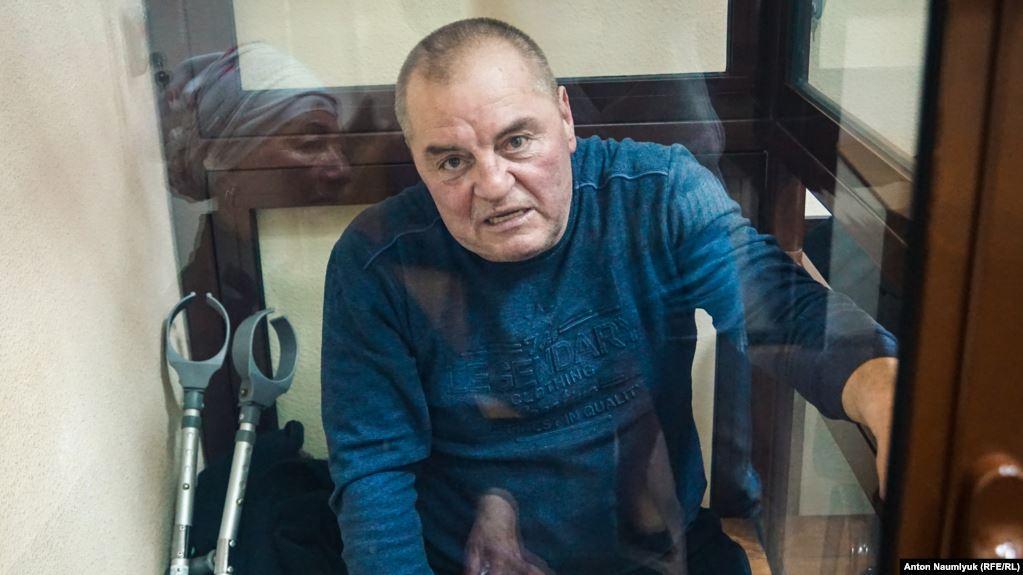 Бекирову назначили штраф в размере 150 тысяч рублей/ фото Радио Свобода