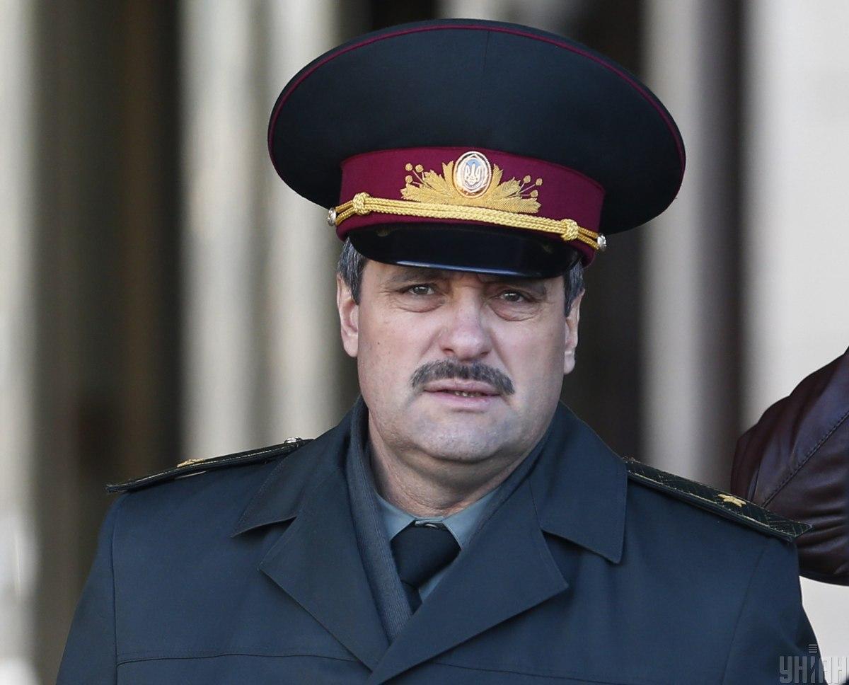 Генерал-майора Назарова уволили из ВСУ / фото УНИАН