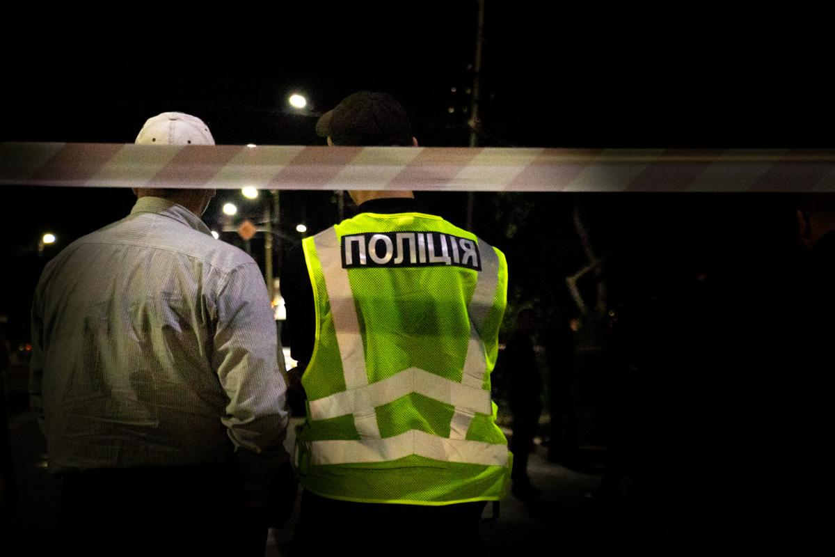 У Києві поліція затримала учасника ДТП, який пограбував жінку / Ілюстрація- фото Інформатор