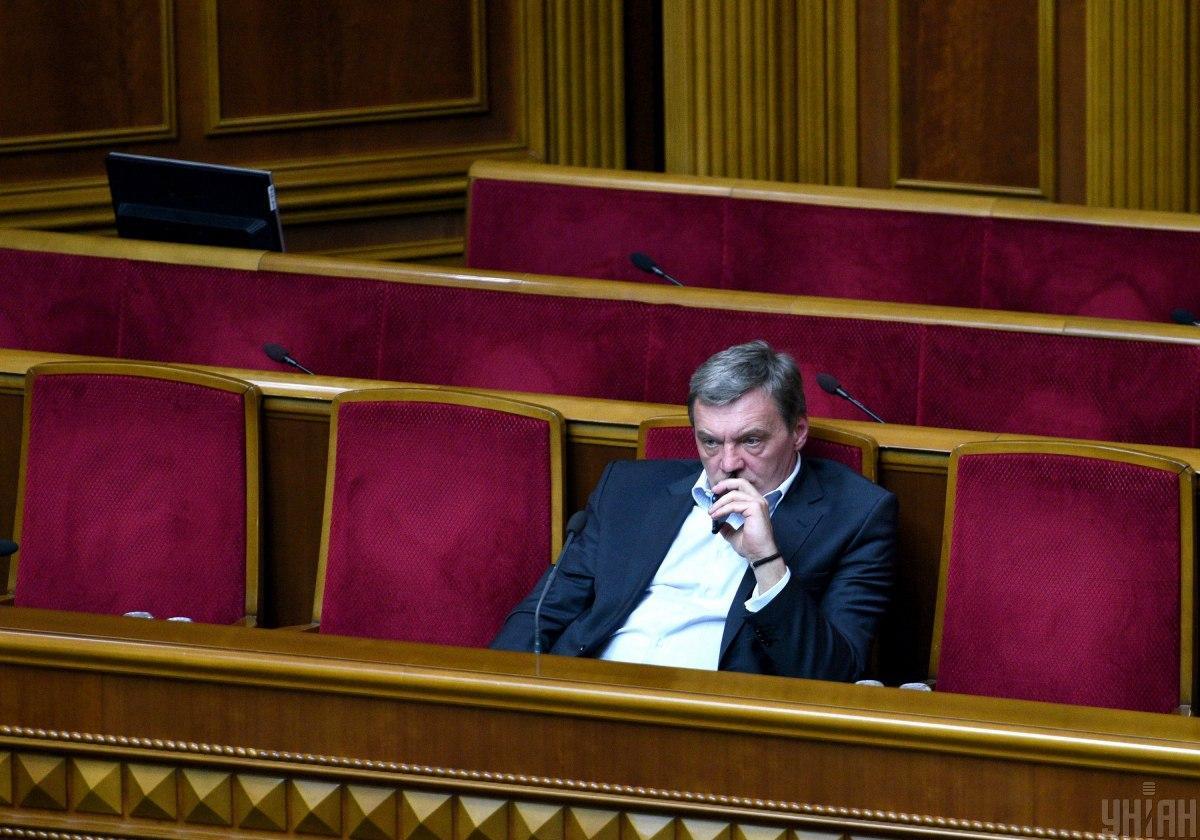 ГПУ проводит обыск у заместителя председателя МинВОТЮрия Грымчака / фото УНИАН