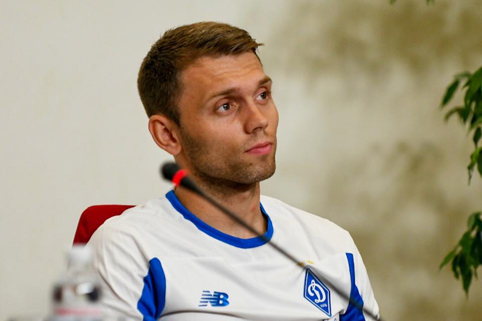 Александр Караваев / фото Динамо Киев