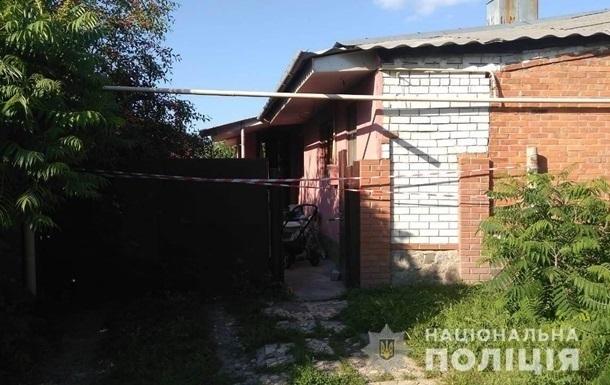 На цьому місці сталася трагедія / фото ГУ НП в Харківській області