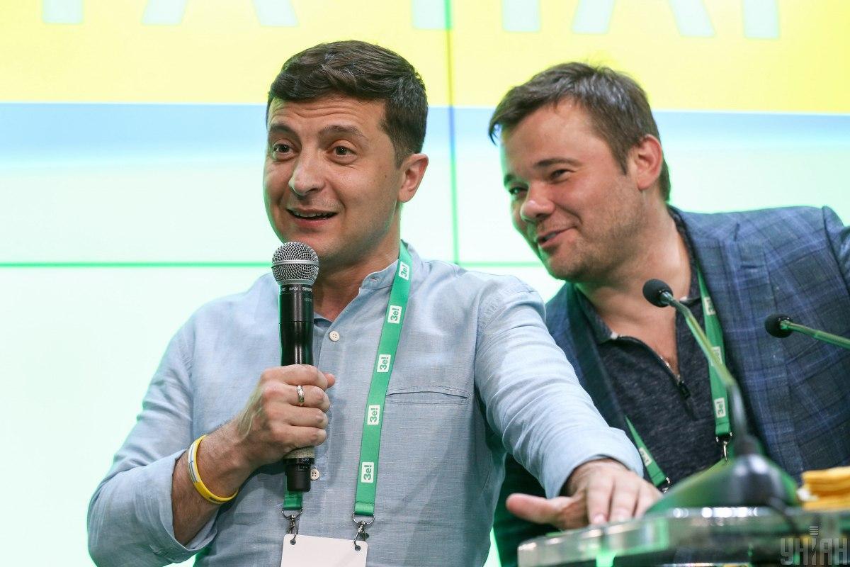 Андрій Богдан у серпні отримав 39 тисяч 874 гривні / УНІАН