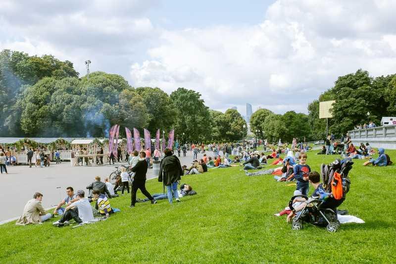 В Москве вновь организовывают фестиваль в парке Горького в день протестов