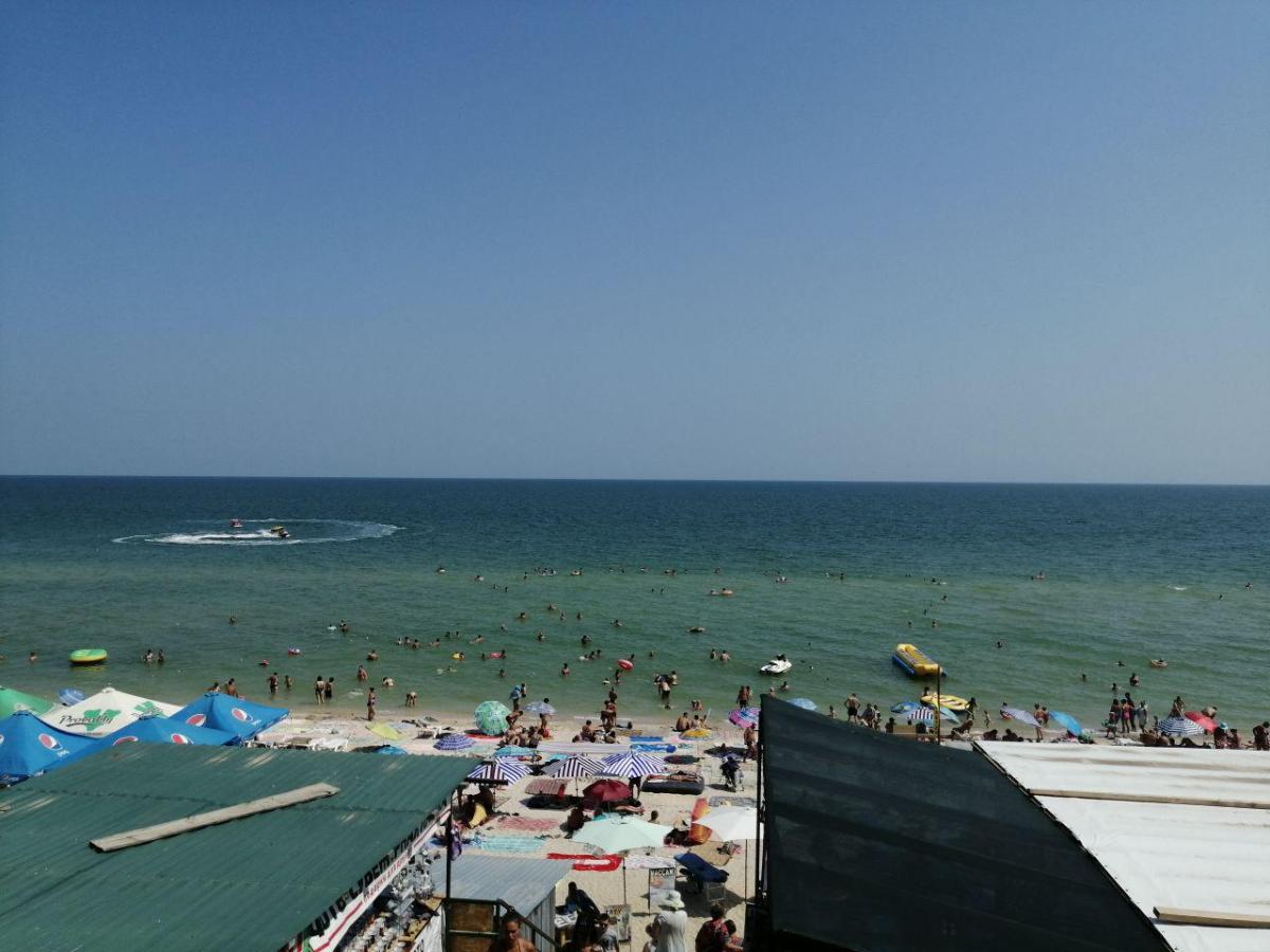 В Азовском море - нашествие медуз / фото Вадим Робейко