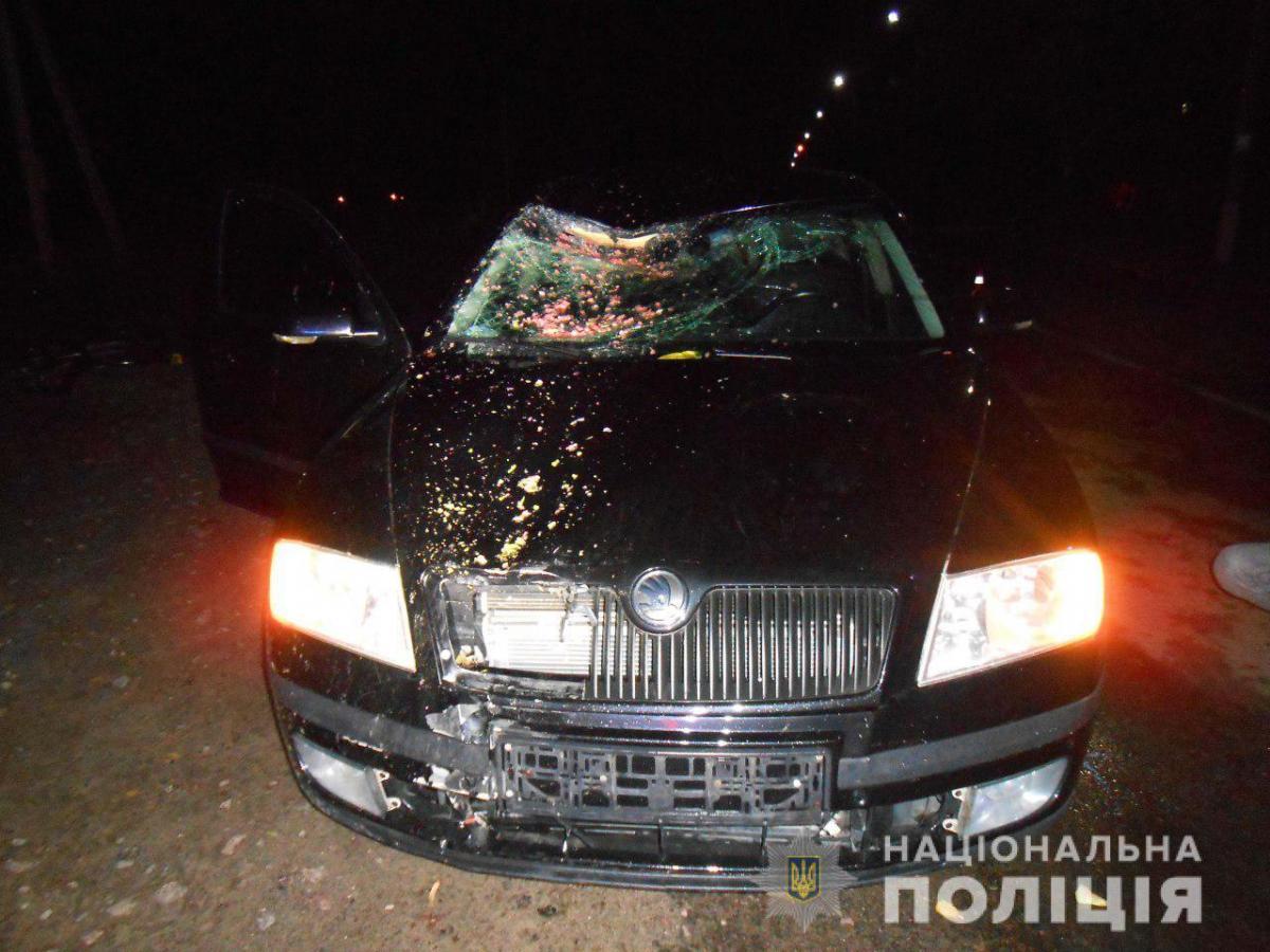 Сегодня утром пострадавший умер / фото: ГУ Нацполиции Ривненской области