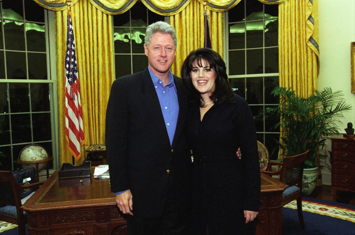 """3 сезон """"Американской истории преступлений"""" расскажет о скандале Клинтон-Левински / фото wikipedia.org"""