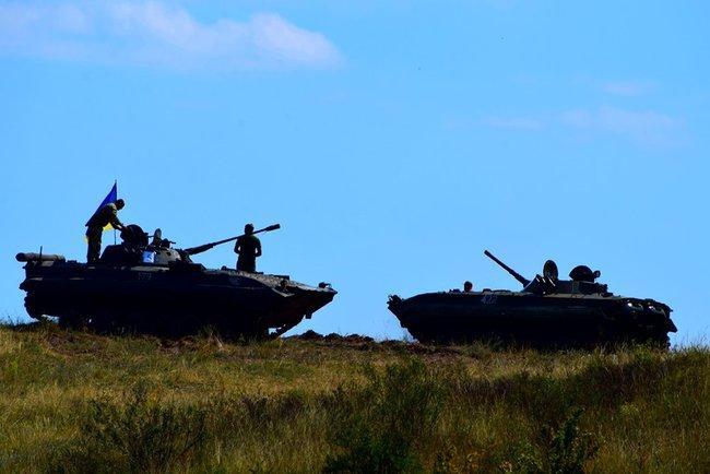 Оккупанты выпустили всего 16 мин 82-го калибра по защитникам населенных пунктов Зайцевое и Новгородское / фото mil.gov.ua