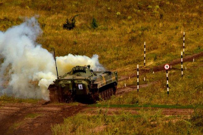 Украинских военных, в частности, обстреливали из запрещенных ручного противотанкового и автоматического гранатометов / фото mil.gov.ua