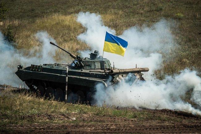 Военнослужащие Объединенных сил все равно не снизят уровня боевой готовности \ фото mil.gov.ua