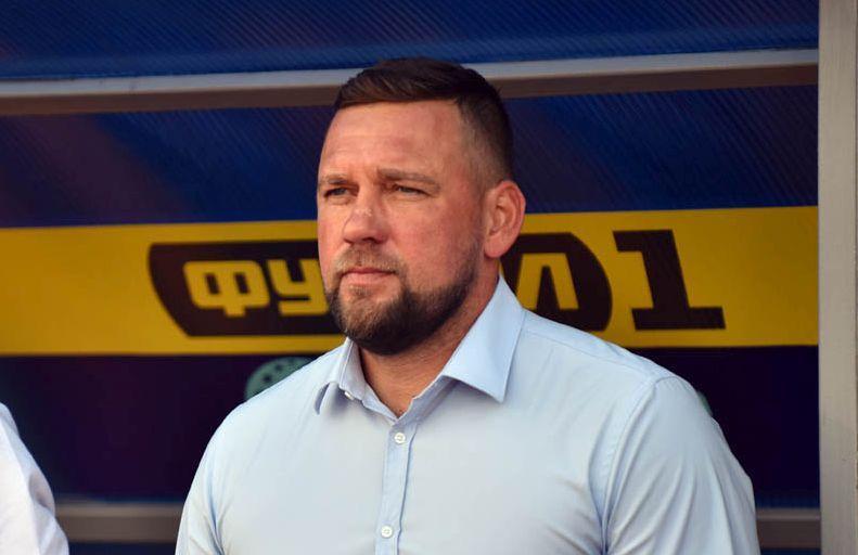 Александр Бабич прокомментировал поражение от Динамо / фото: fcmariupol.com
