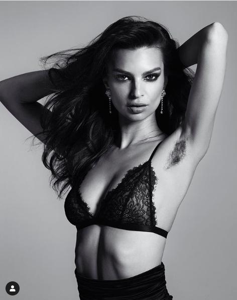 Поклонники Ратаковски не одобрили ее новую фотосессию / Instagram Harper's Bazaar