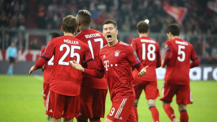 Бавария забила 23 гола / REUTERS