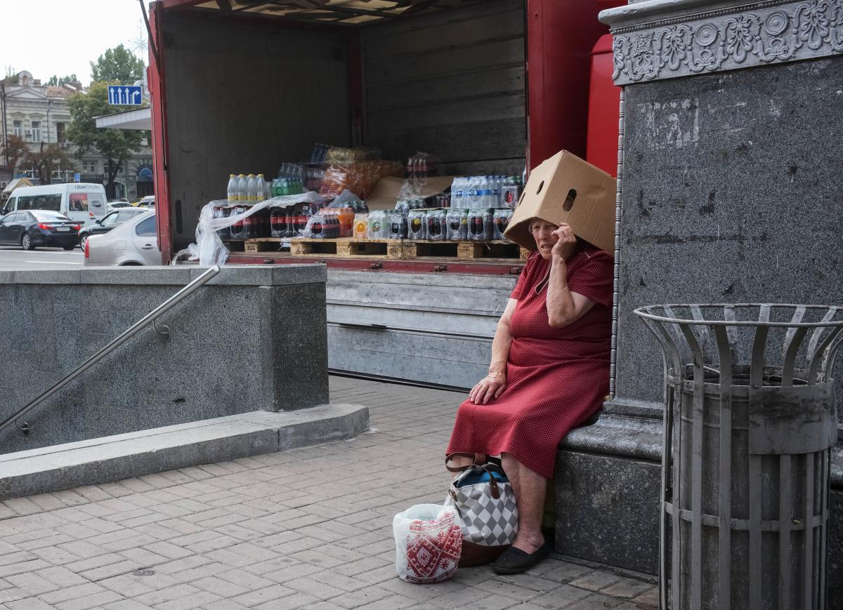 В Києві буде степовий клімат, характерний нині для південної частини України \ фото REUTERS
