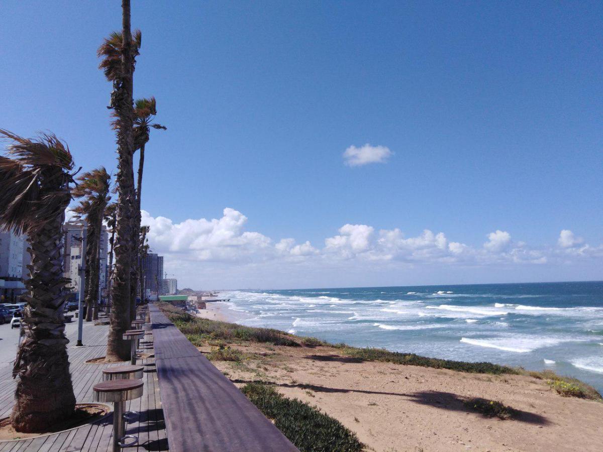 Если же захотите на Средиземное море – тогда лучше переместиться в Тель-Авив / фото: Елена Броскова