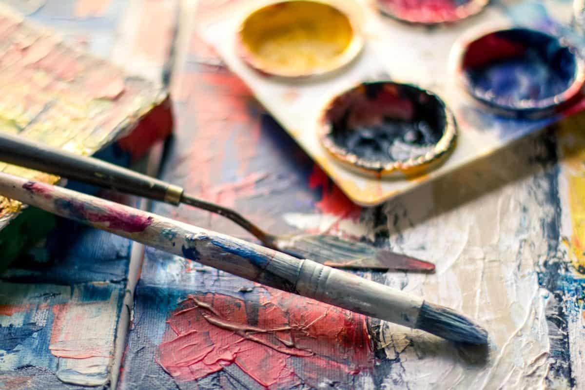Сьогодні - Міжнародний день художника / фото pixnio.com
