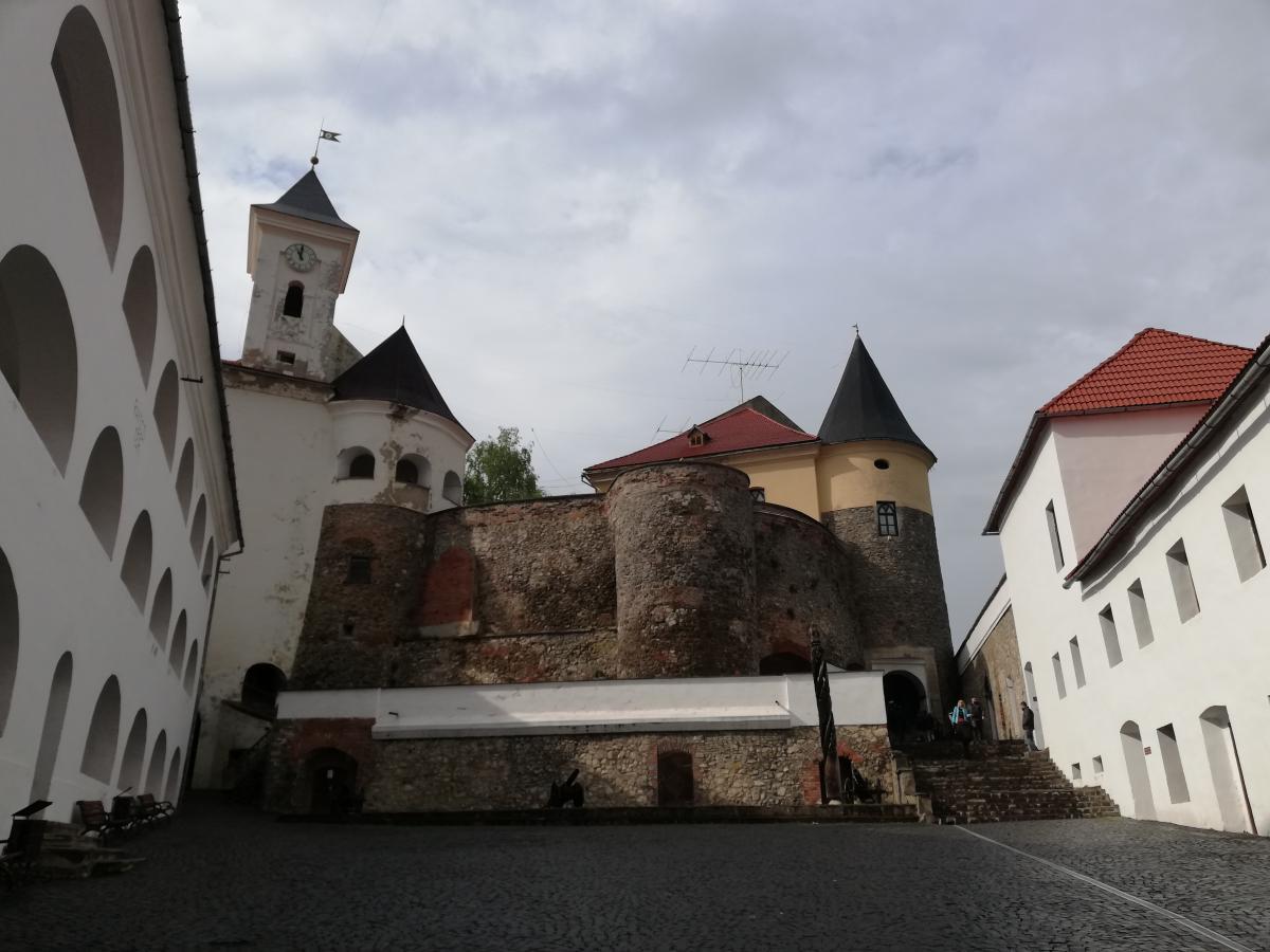 В замке появится новый музей \ Фото Марина Григоренко