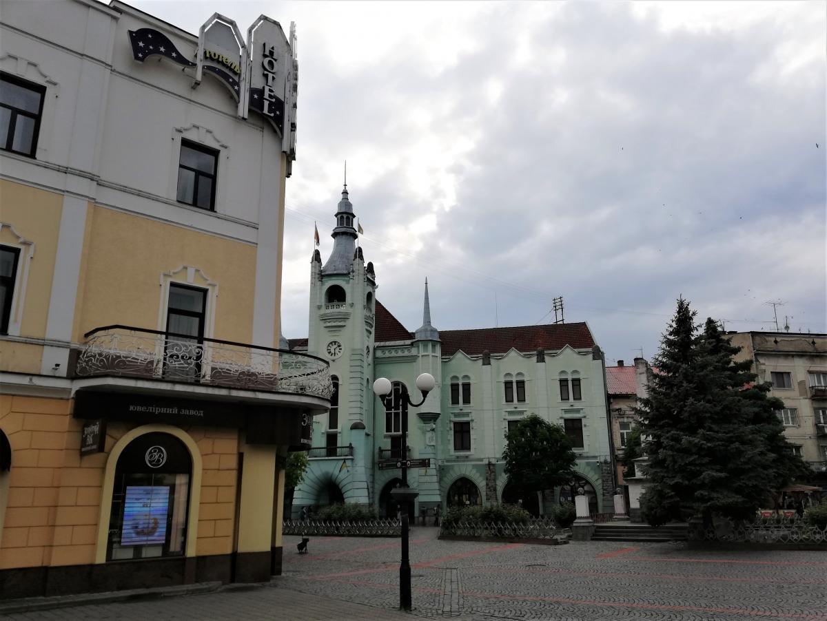 В Мукачево ослабили карантин/ Фото Марина Григоренко