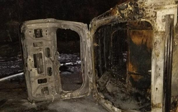 От удара в машине выбило лобовое стекло/ Фото: Courtesy Facebook: Hoopa Fire and Office of Emergency Services