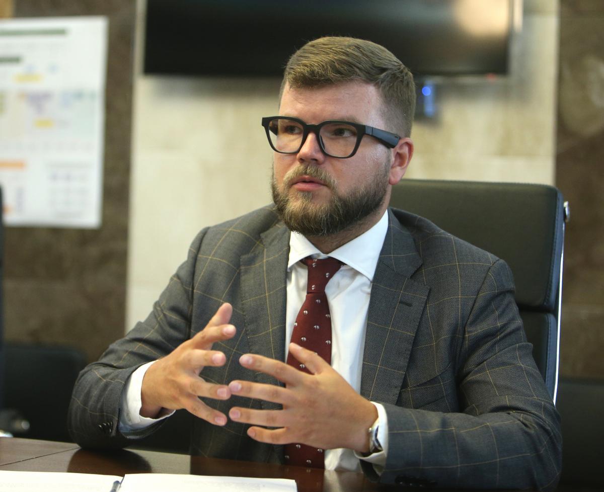 Кравцов зазначає, що першочергове завдання - стабілізувати ситуацію із закупівлями / фото УНІАН