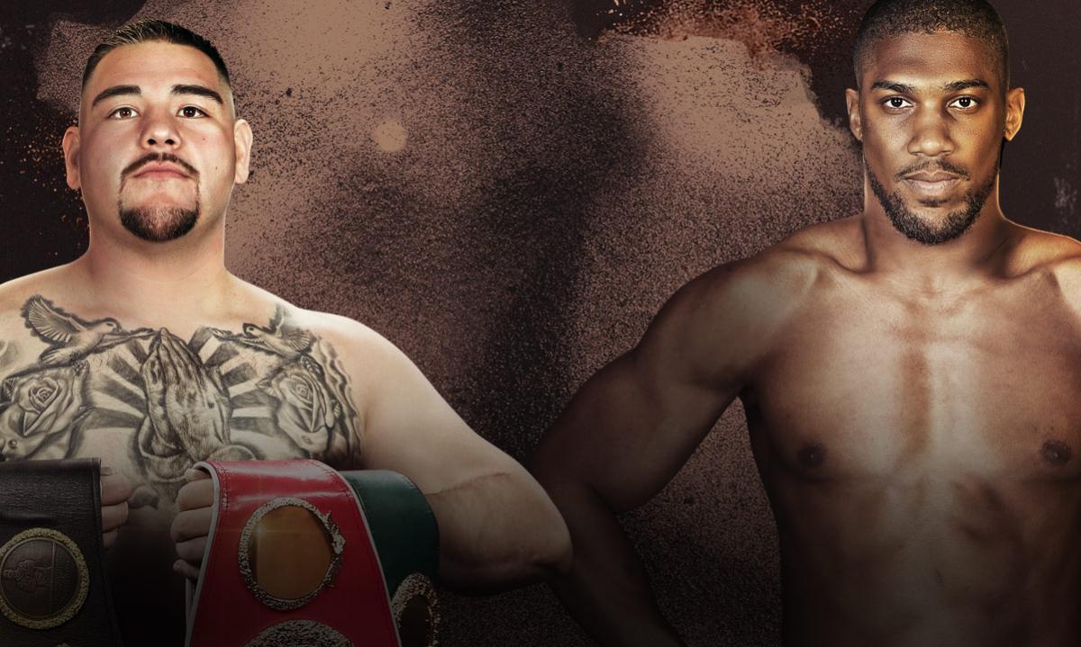 Боксеры выйдут на ринг зимой / фото: matchroomboxing.com