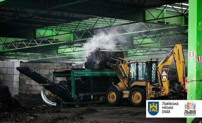 Станция сможет перерабатывать 30 тысяч тонн органического мусора ежегодно / фото ЛГС