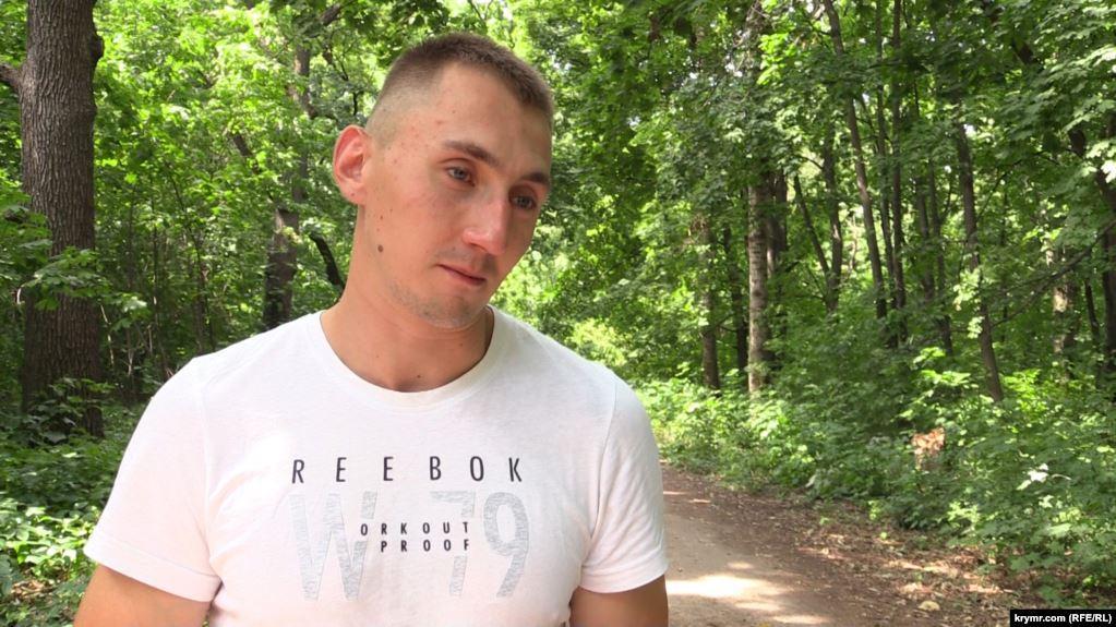 Стешенко досрочно освобожден после пребывания в колонии-поселении в оккупированном Крыму / krymr.com