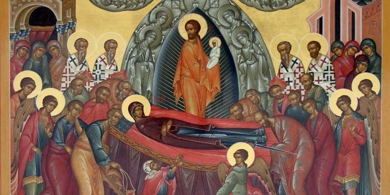 28 августа - Успение Пресвятой Богородицы