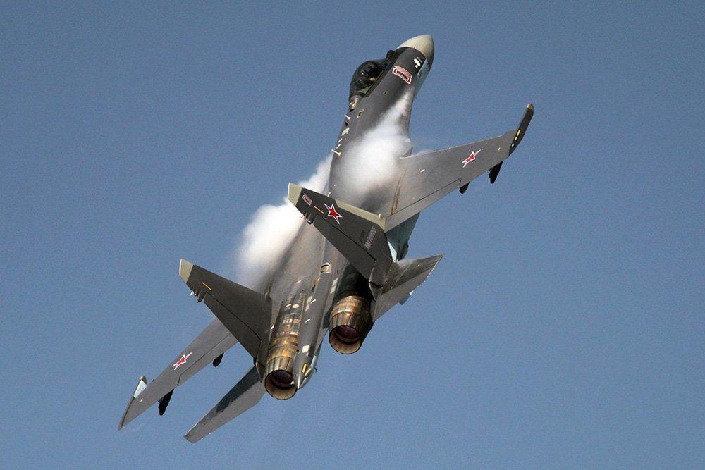 Российские Су-35 заинтересовали Турцию / фото: militaryarms.ru