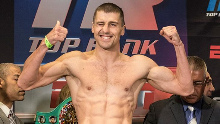 Гвоздик повернеться на ринг у жовтні / BoxingScene