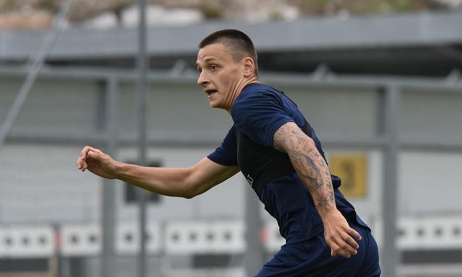 Назарій Русин отримав травму на тренуванні / фото upl.ua