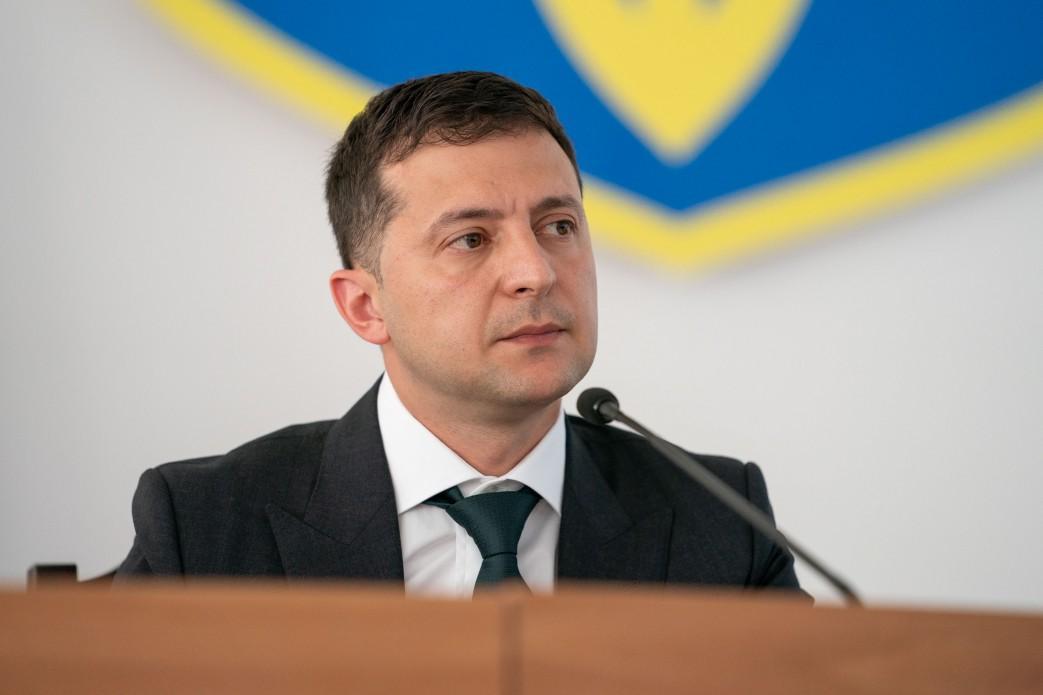 Зеленский подчеркнул, что проведение местных выборов на оккупированных территориях возможно лишь по украинскому законодательству/ фото president.gov.ua