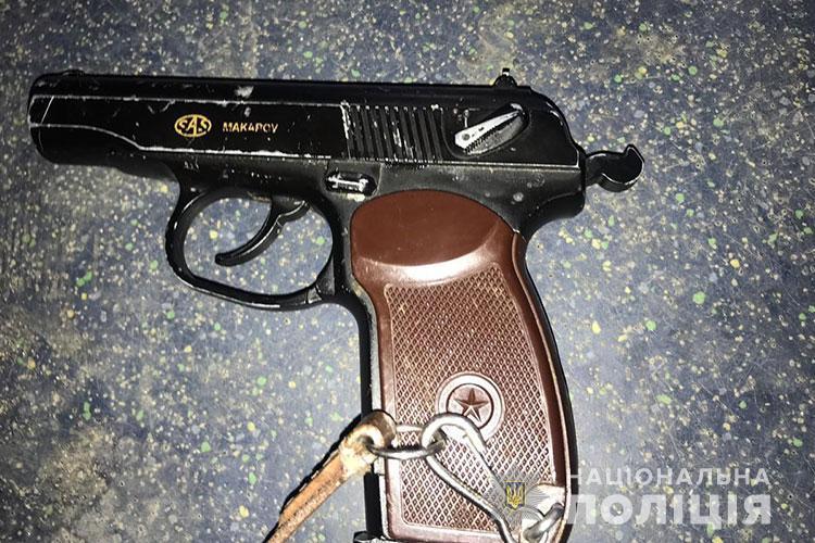 Злоумышленник был в состоянии алкогольного опьянения / фото: ГУ Нацполиции Тернопольской области