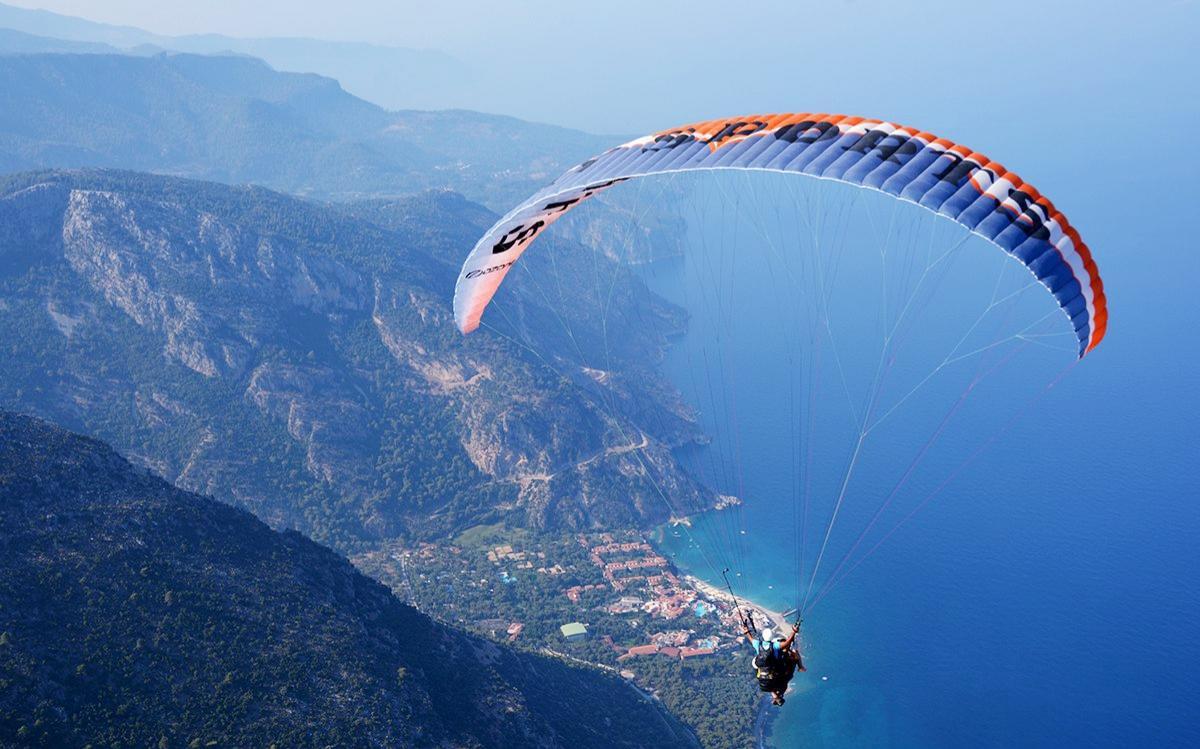 Турецькому регіону Даламан є чим здивувати туристів / Фото Юлія Корнійчук