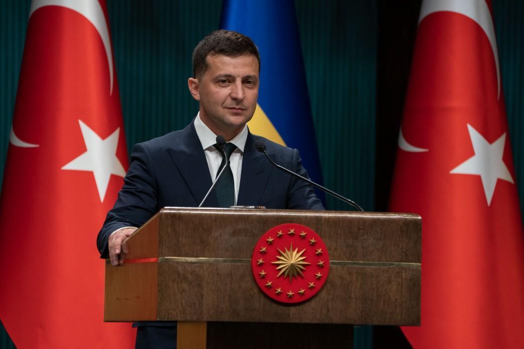 Владимир Зеленский с официальным визитом посетил Турцию / фото president.gov.ua