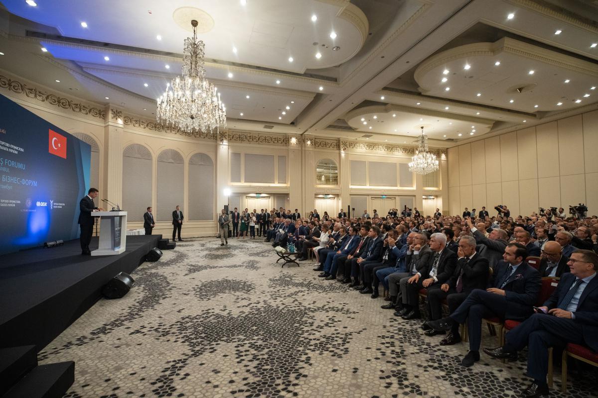 Владимир Зеленский заявил, что Украина проведет масштабную приватизацию / фото president.gov.ua