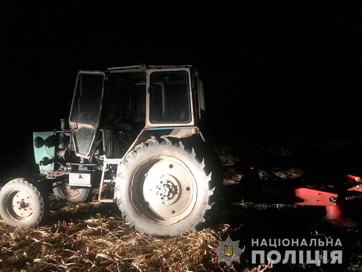 Ребенок получил многочисленные травмы / фото: ГУ Нацполиции Черновицкой области