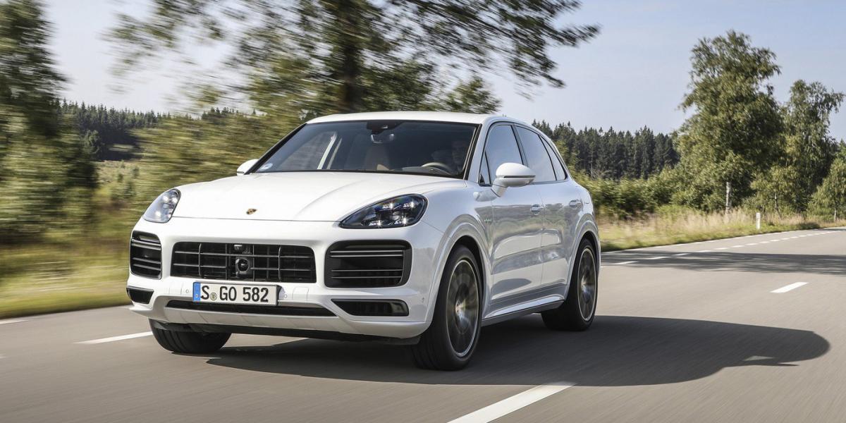 Новинки стали сам ими потужними версіями моделі в історії Porsche / фото Porsche